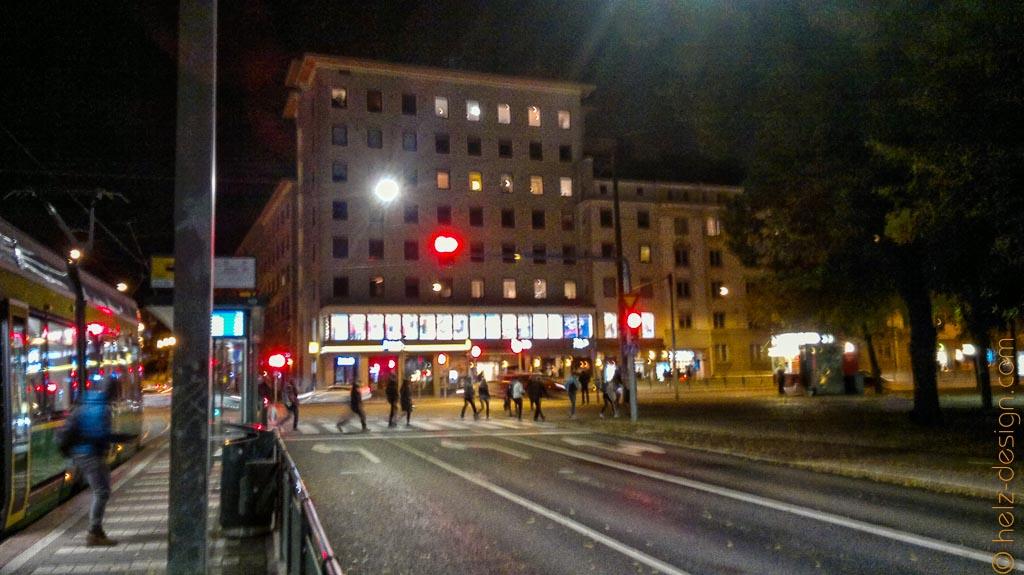 Helsinginkatu/Mannerheimintie – Oopera