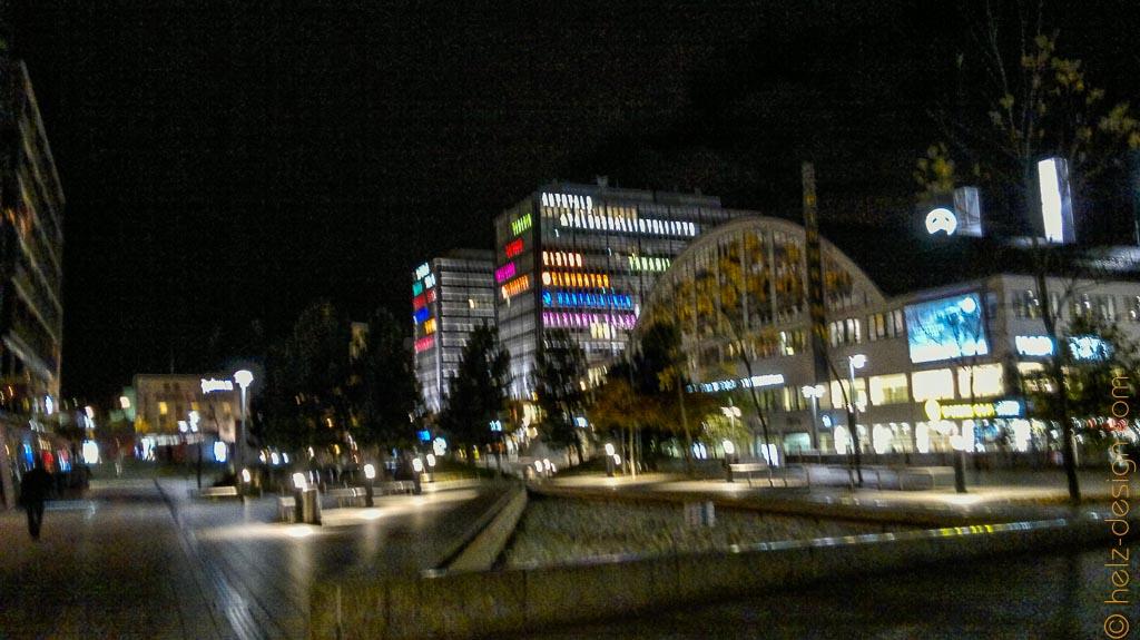 Kamppi / Salomonkatu / Tennispalatsi