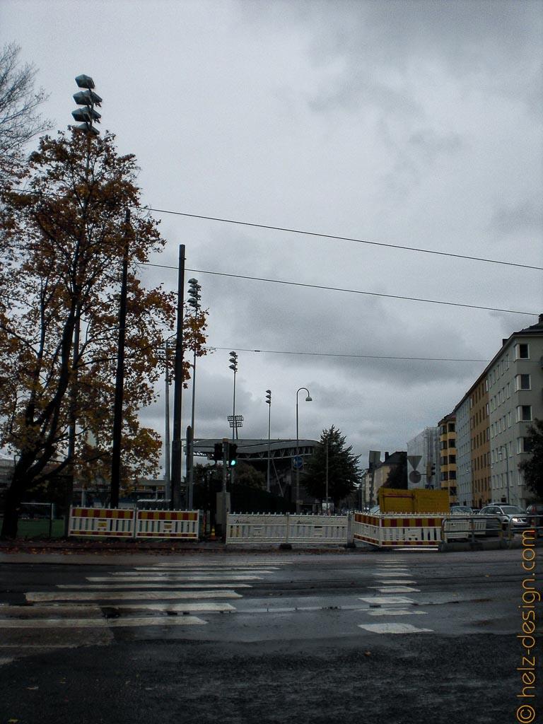 Nordenskiöldinkatu / Urheilukatu