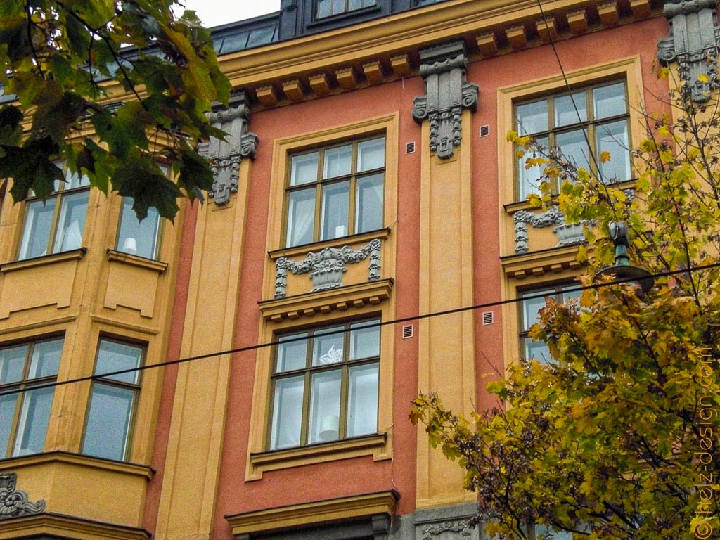Hausfassade Cafe Ekberg