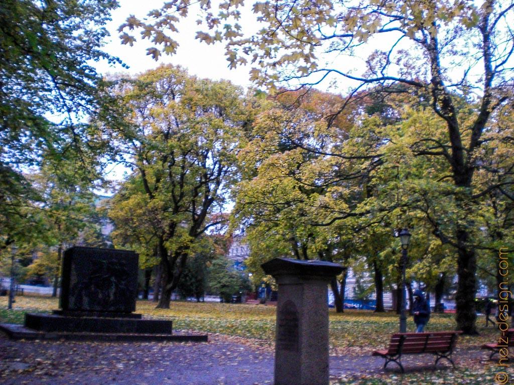 Vanhan kirkkopuisto