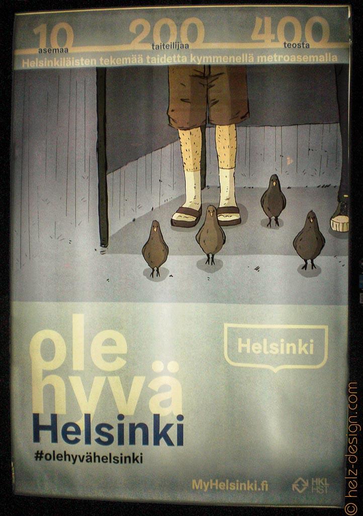 Anzeige My Helsinki