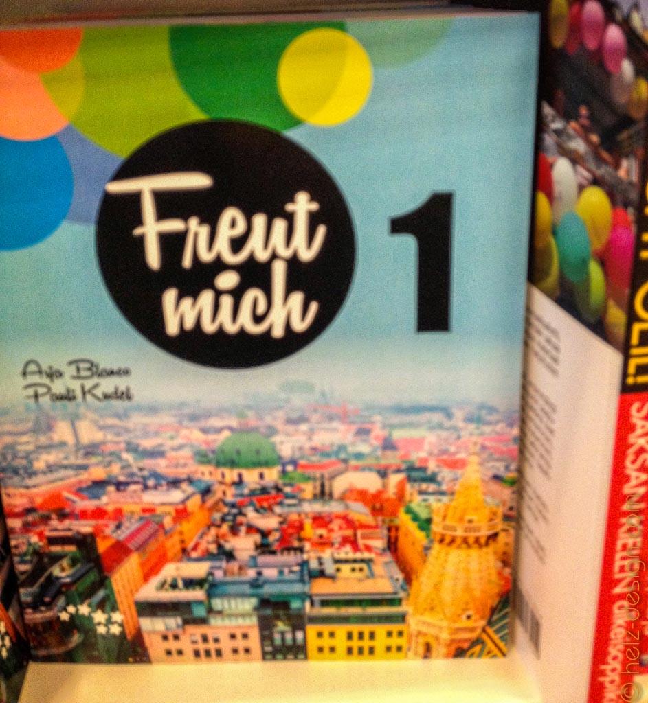 Freut mich – Deutschlehrbuch