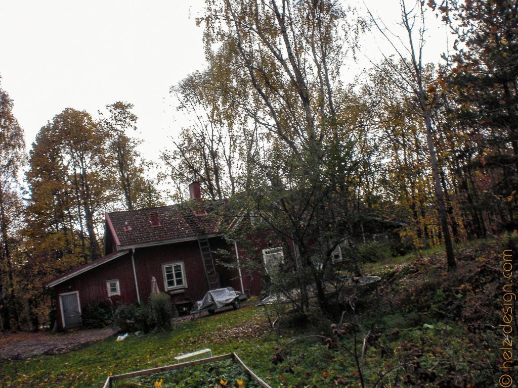 250 jähriges Holzhaus