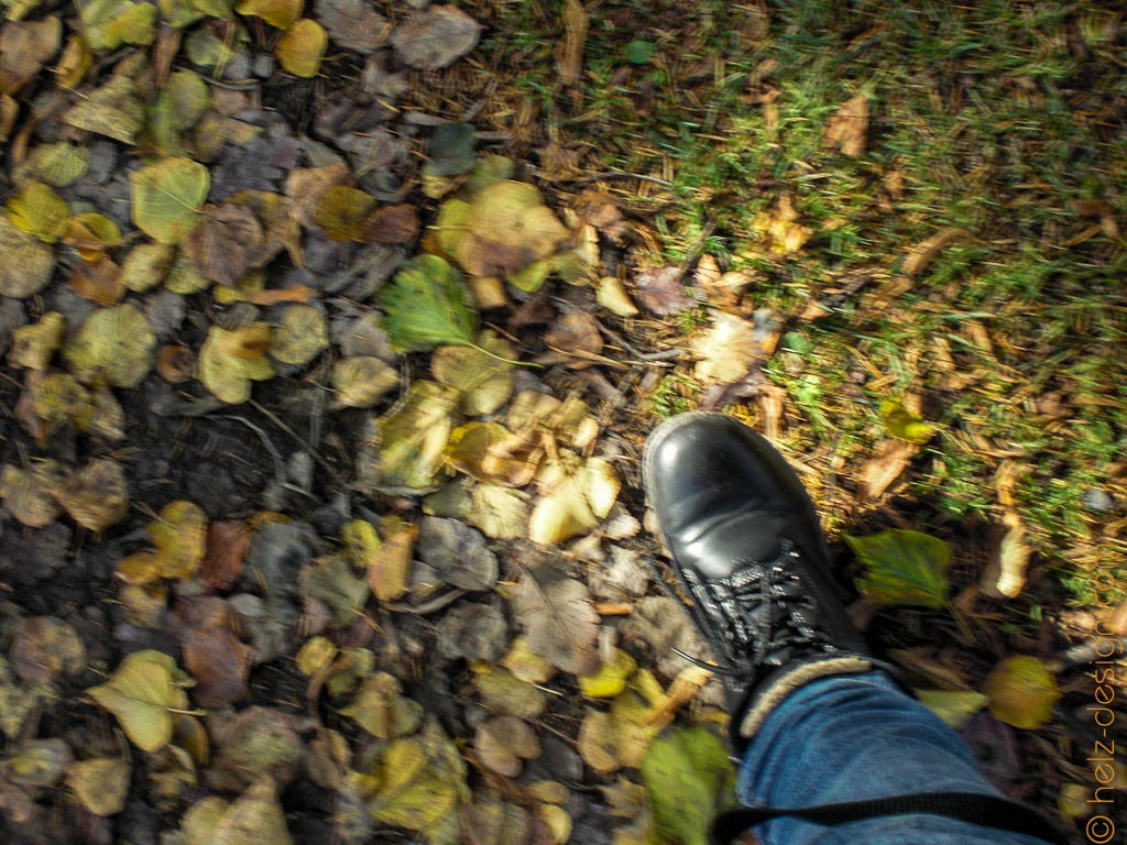Ich hab schöne Schuhe