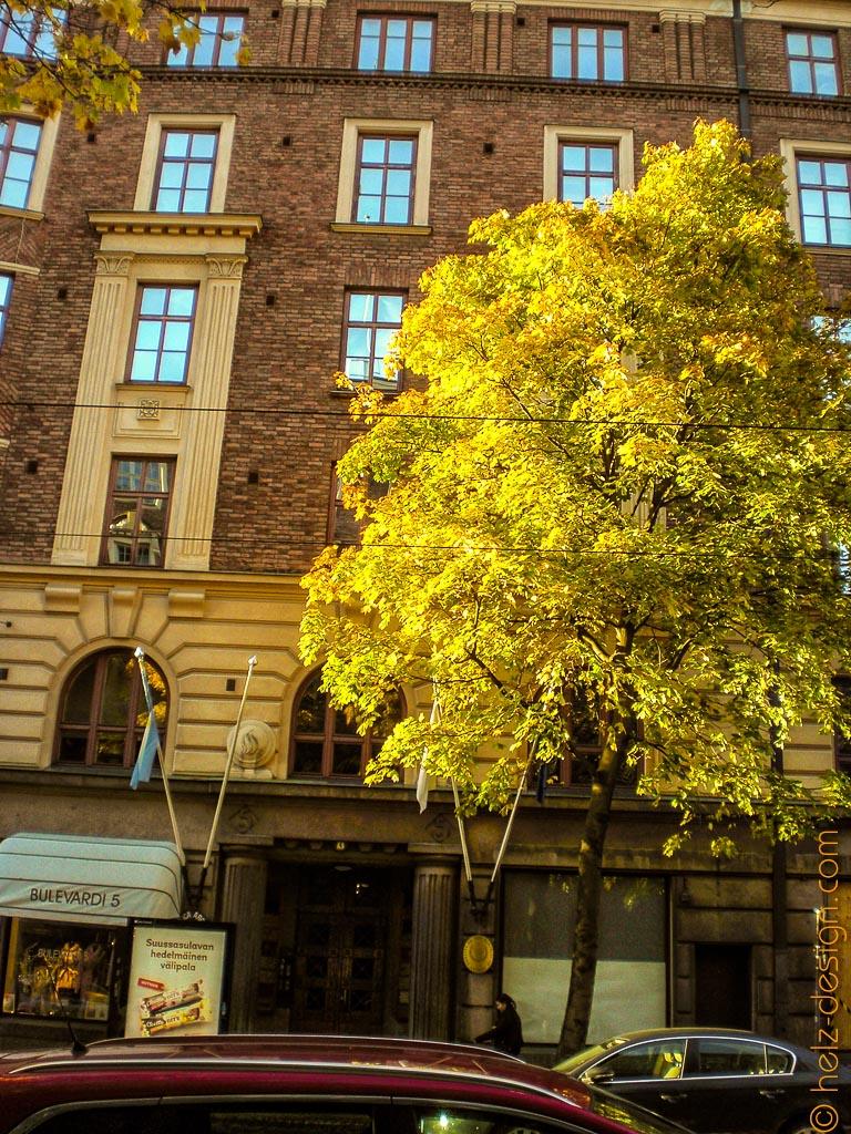 Helsinkier Fassade