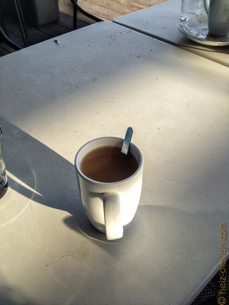 Ein Tee für mich – tee minulle