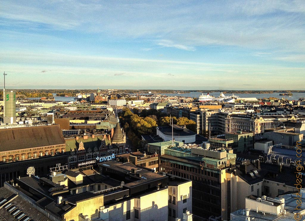 Stockmann – Uspenski Katedraali – Kauppatori – Esplanadi