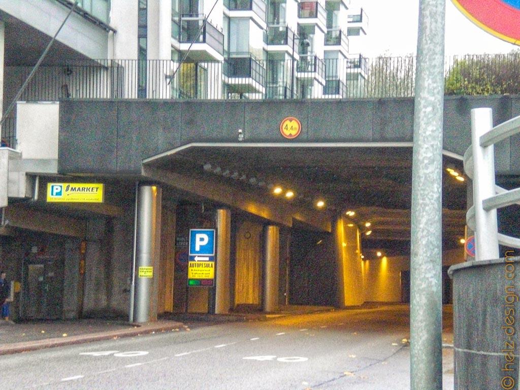 Mallaskadun-Uudenmaankadun tunneli
