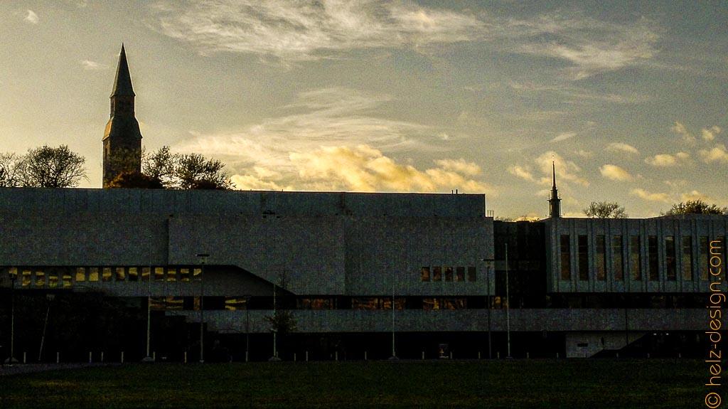 Suomen kansallismuseo – Finlandiatalo