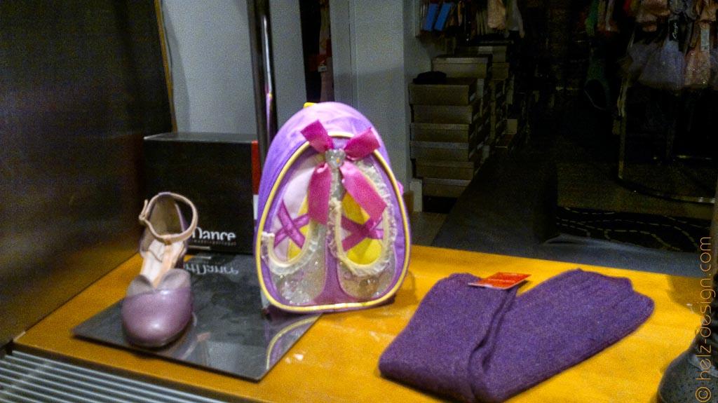 Windowshopping: bezaubernde Taschen für Ballerinas