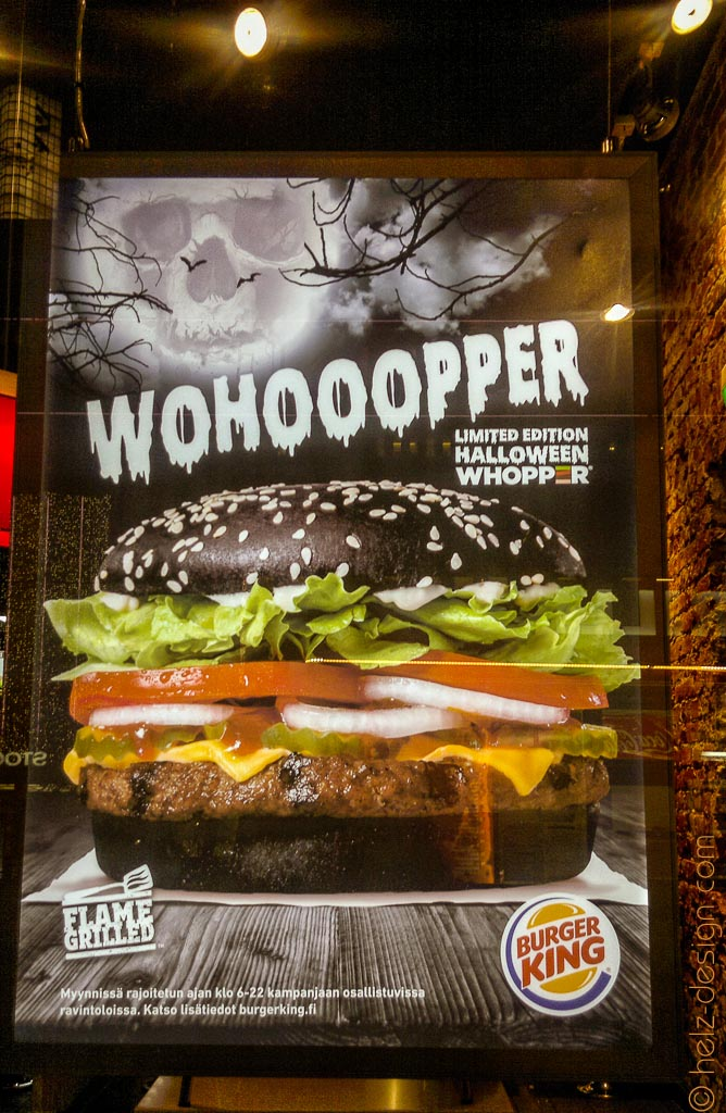 Der Halloweenburger