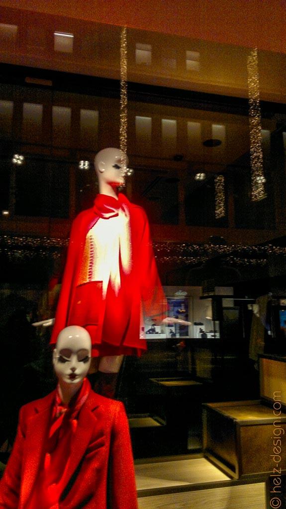 Rote Kleidchen