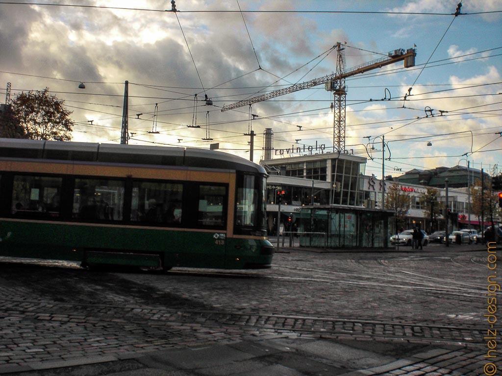 Tram Mannerheimintie