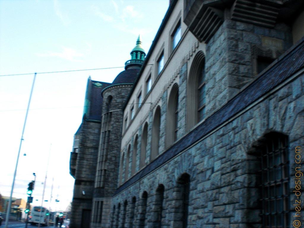 Suomen kansallismuseo /Finnisches Nationalmuseum