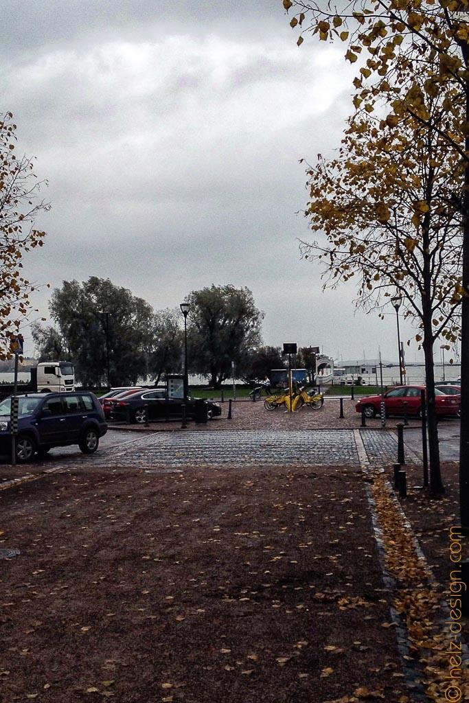 Parkplatz an der Isopuistotie