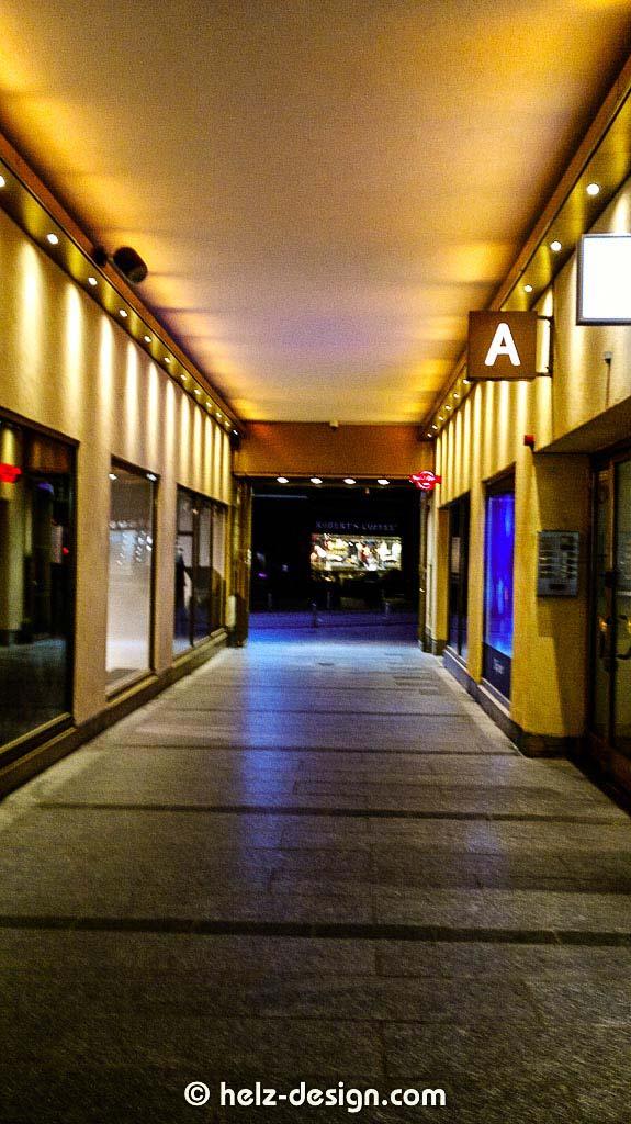 City-Käytävä – Passage zum CityCenter