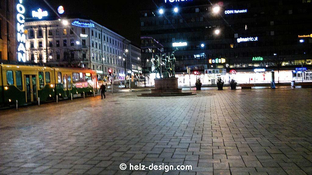 Platz bei den 3 Schmieden / Kolma Sepää