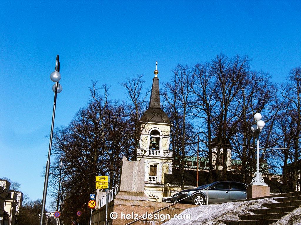 Pyhän Kolminaisuuden kirkko / Dreifaltigkeits Kirche