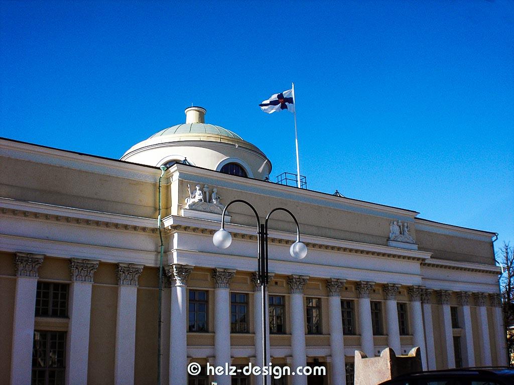 Kansalliskirjasto / finnische Nationalbibliothek