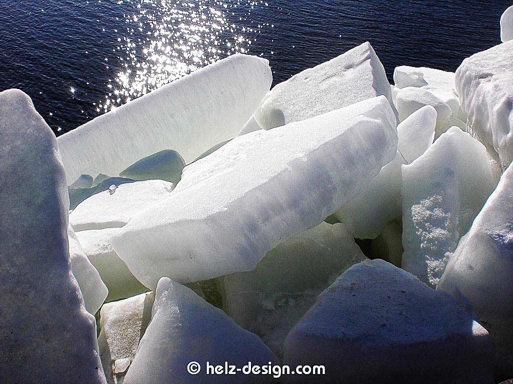 kein dünnes Eis