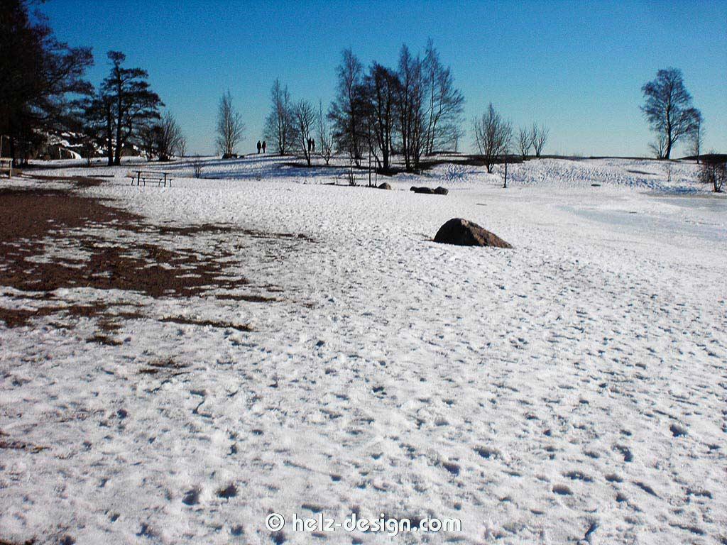 Uunisaarenranta – Strand von Uunisaari