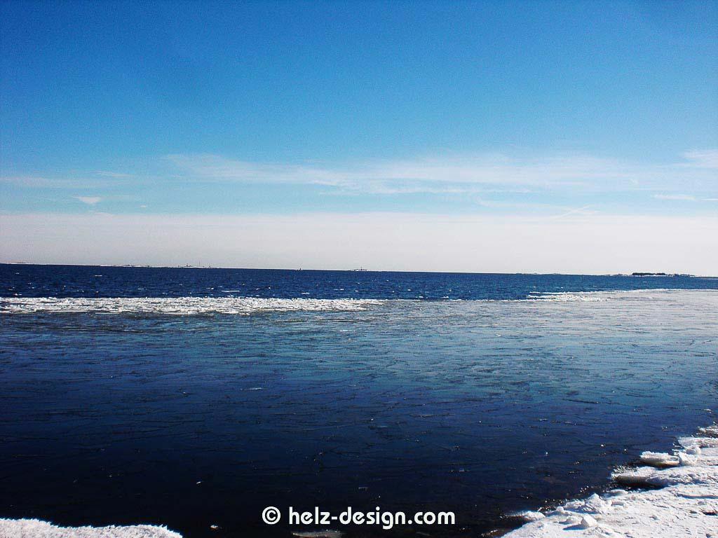 Schnee, Eis und Meer