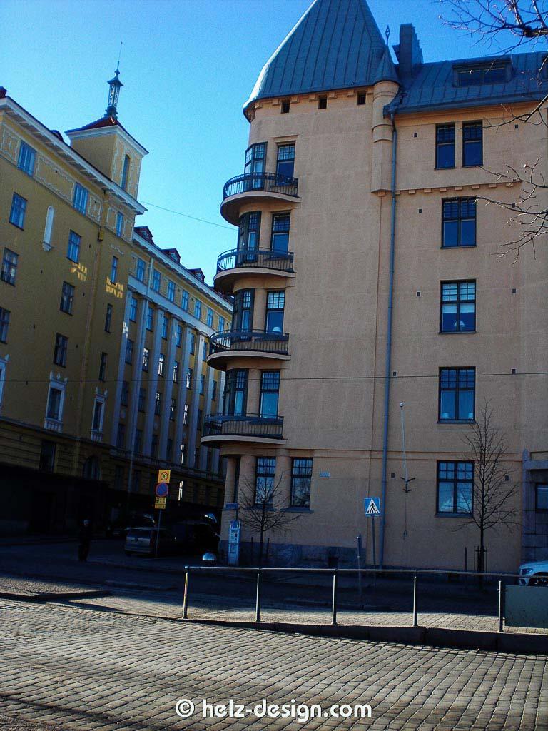 Hietalahdenranta / Köydenpunojankatu