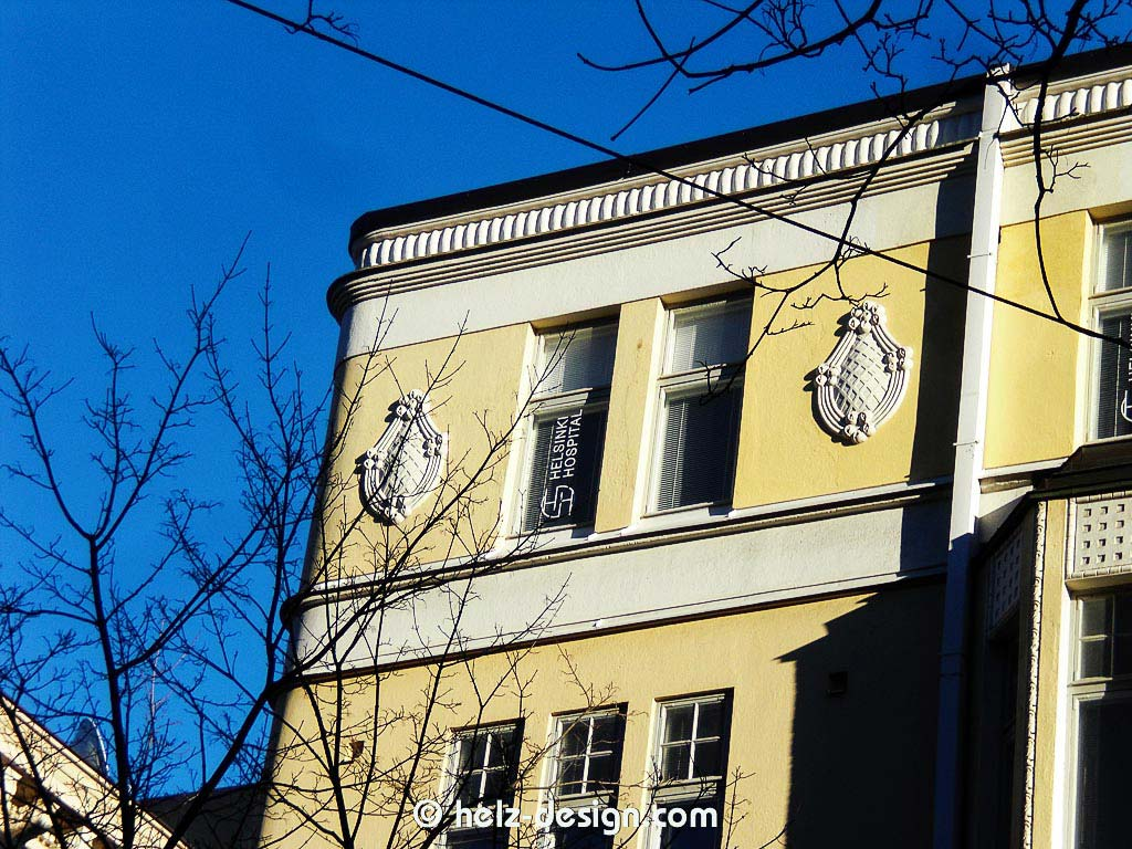 Privatklinik Bulevardi Ecke Fredrikinkatu