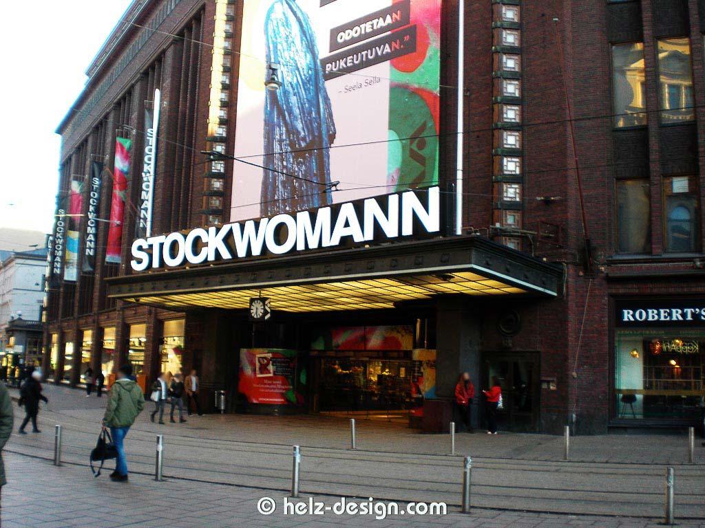 Stockwomann