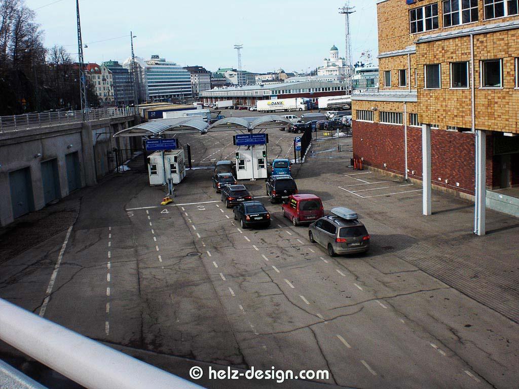 Boarding für Autos