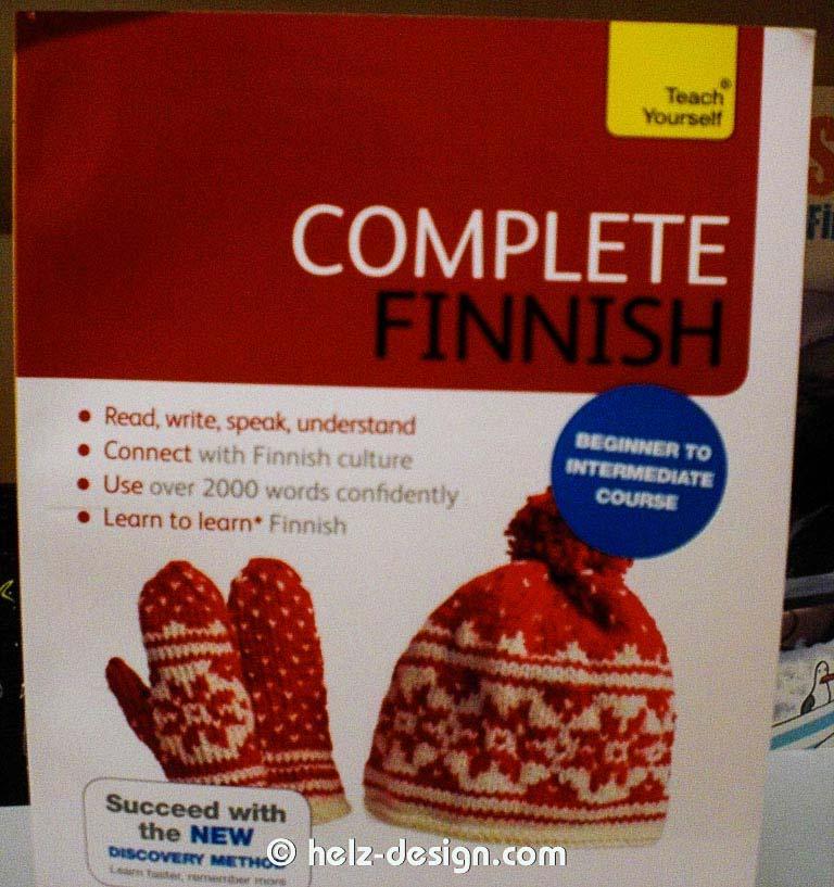 Finnische Lehrbuch