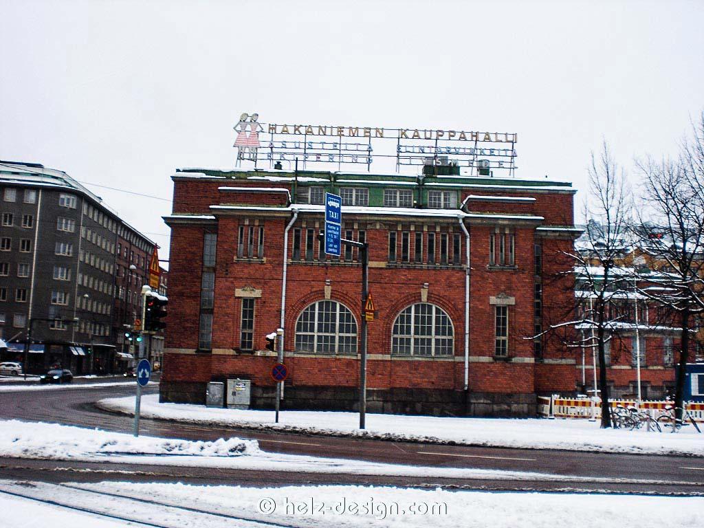 Kauppahalli Hakaniemi