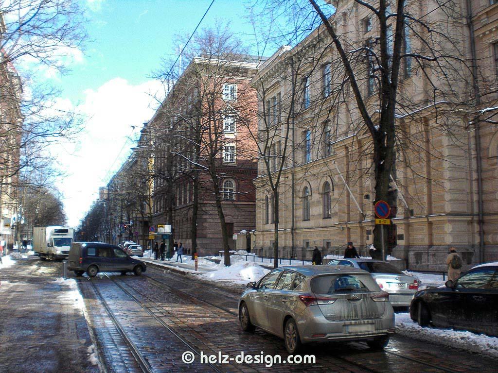 Bulevardi – betriebsammer als am Sonntag