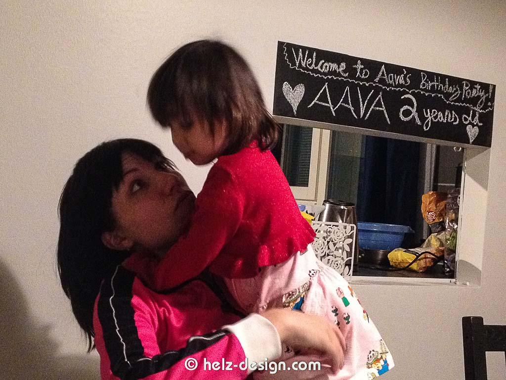 Sanna -Leena und Aava