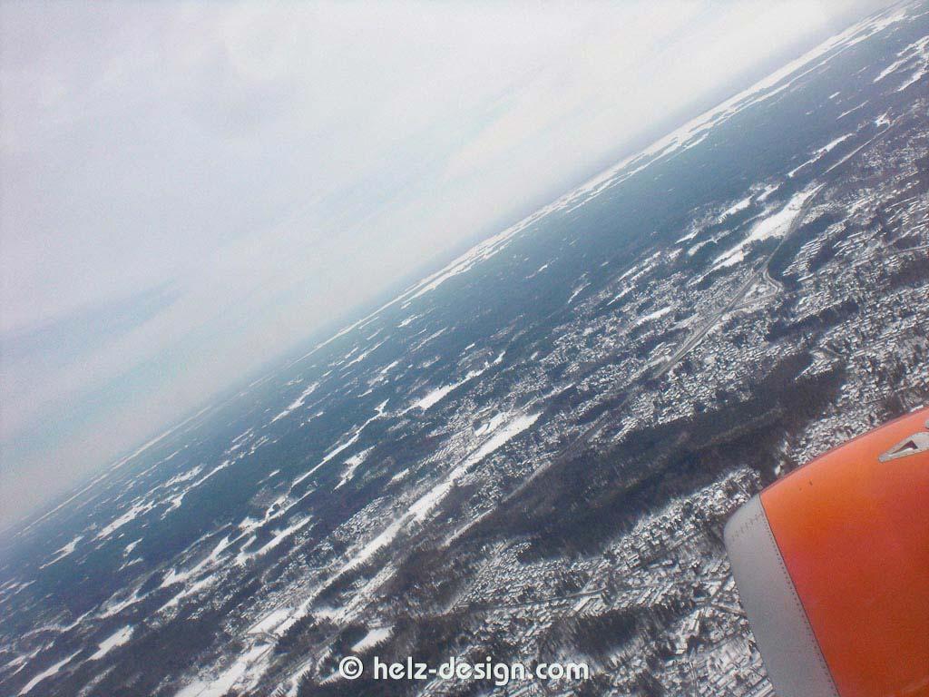 Helsinki aus der Luft