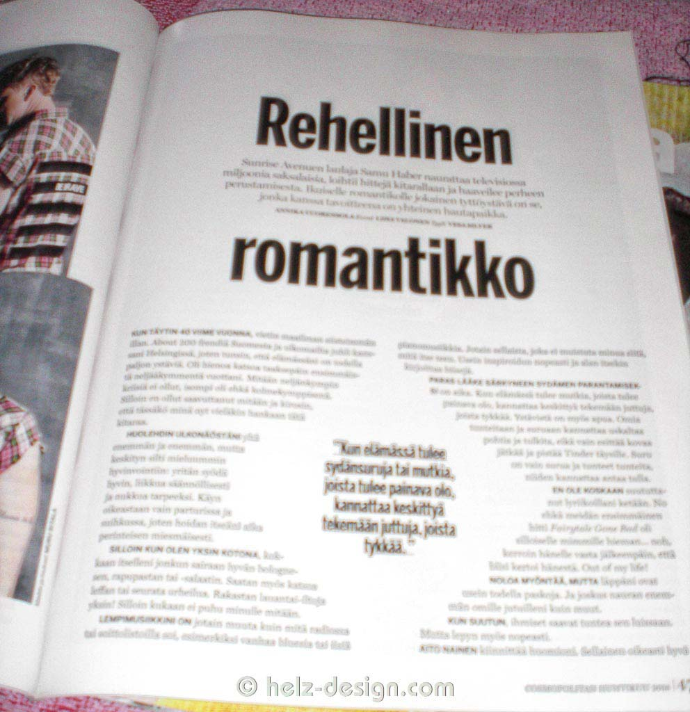 Rehellin romantikko