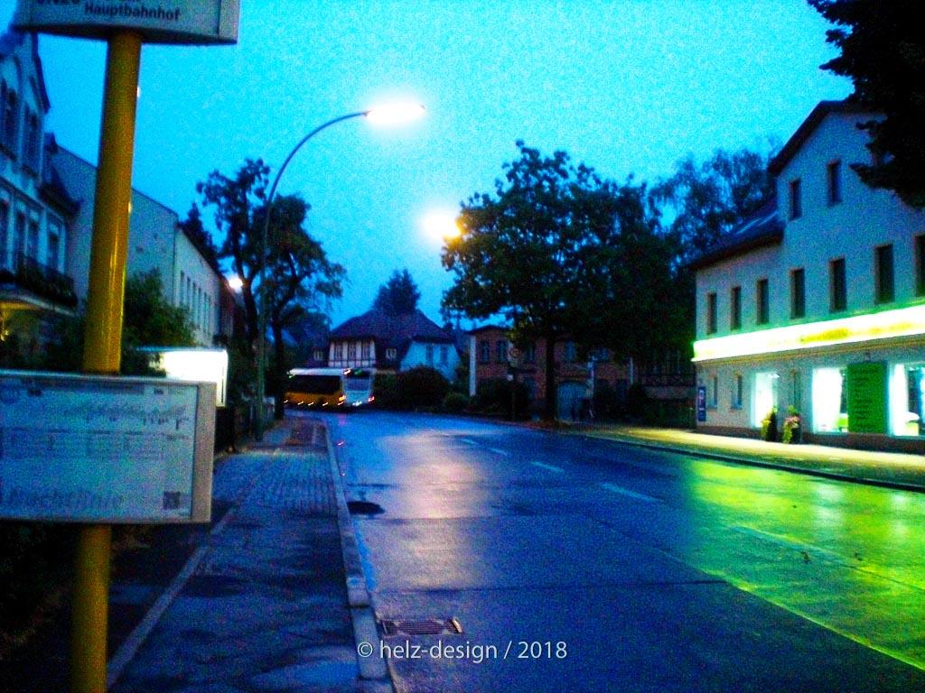 Berliner Straße – bei mir um die Ecke