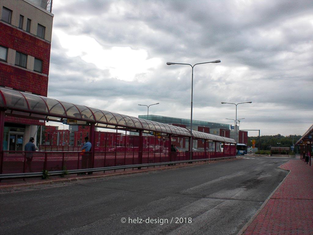 Itäkeskus-Busbahnhof
