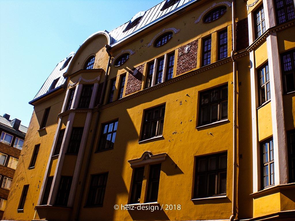 Die Häuser sind doch echt  der Hammer :)