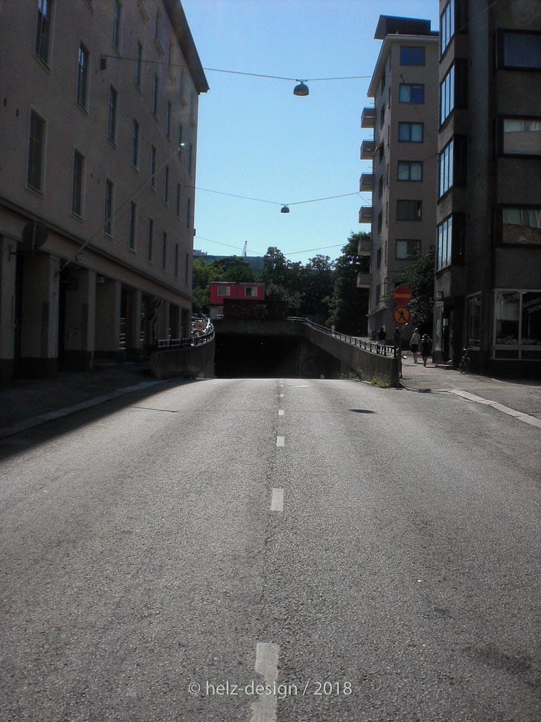 Uudenmaankadun tunneli