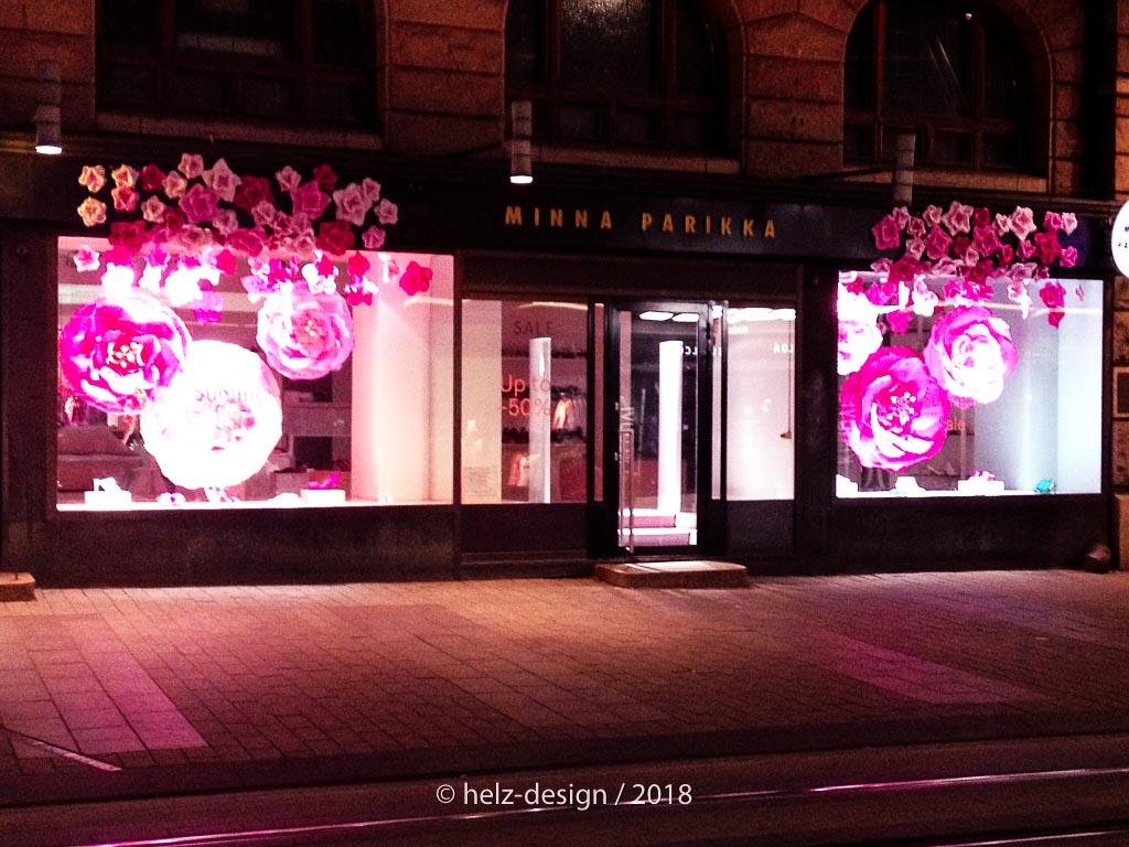 EIn Traum in Pink: Minna Parikka