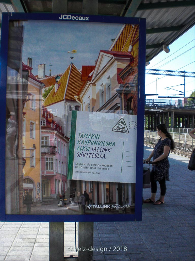Einladung nach Tallinn