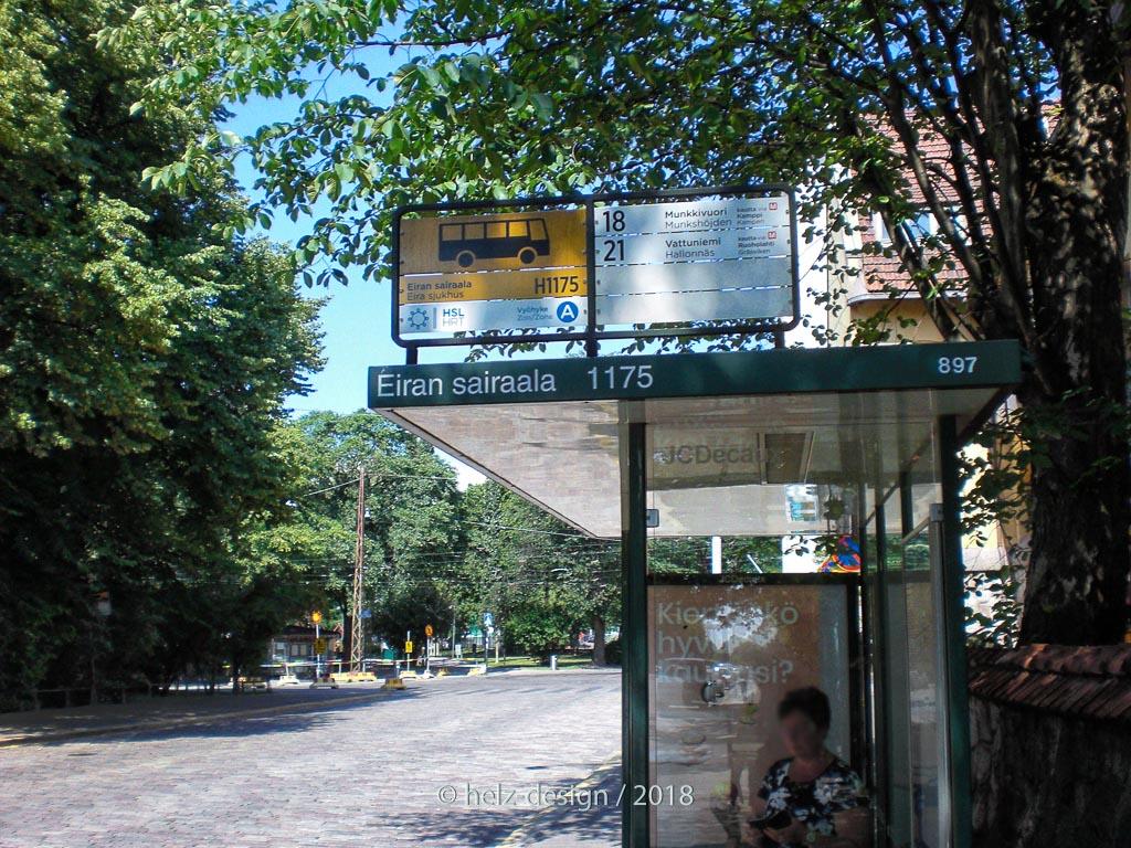 Bushaltestelle 1175