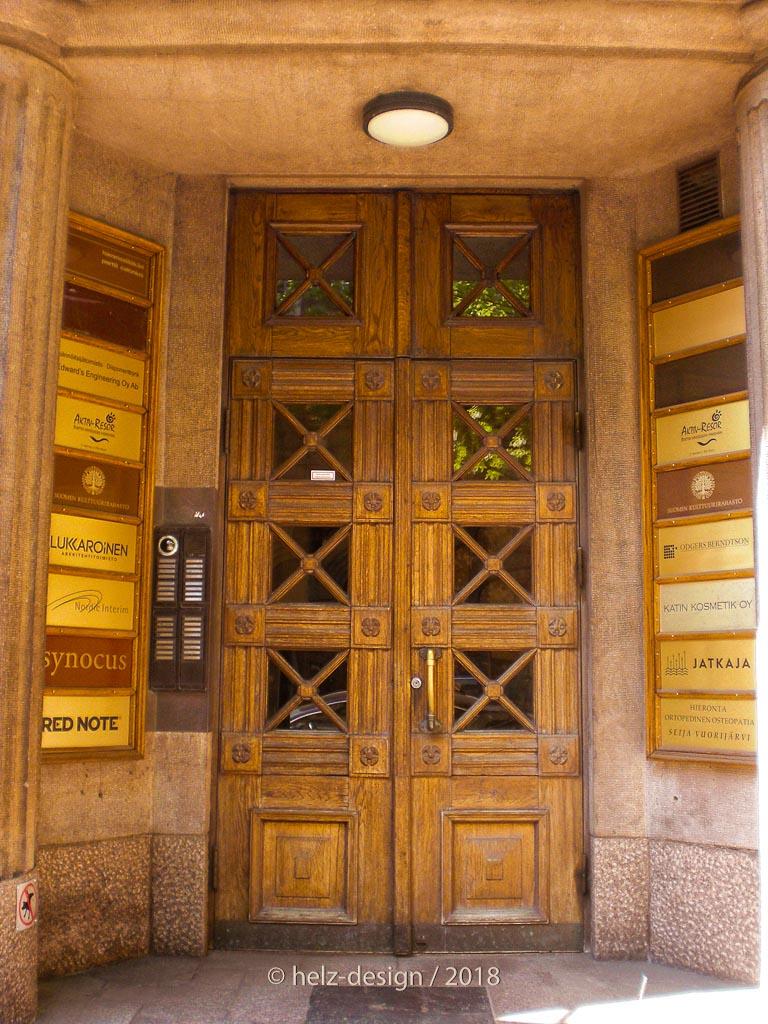 Bulevardi 5 – ich liebe diese tollen Türen
