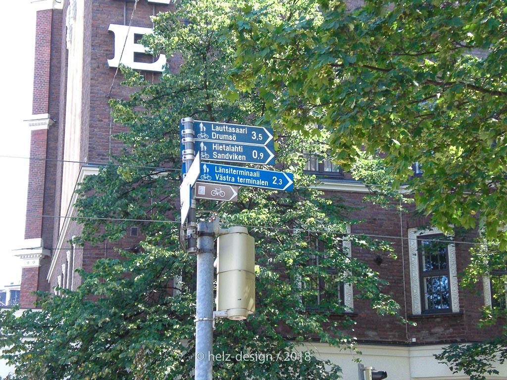 Ecke Bulevardi / Mannerheimintie