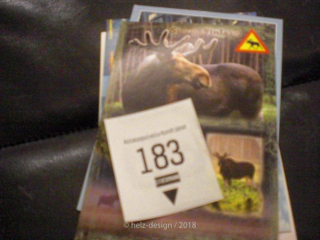 Stockmann: Meine Karten warten auf Briefmarken