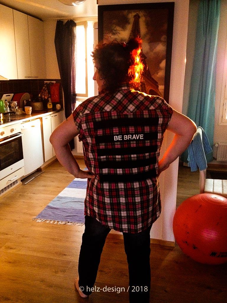 Das letzte Hemd von Helsinki