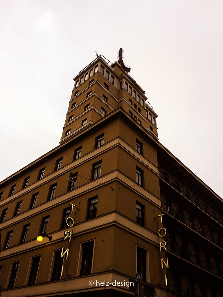 Hotelli Torni –Yrjönkatu