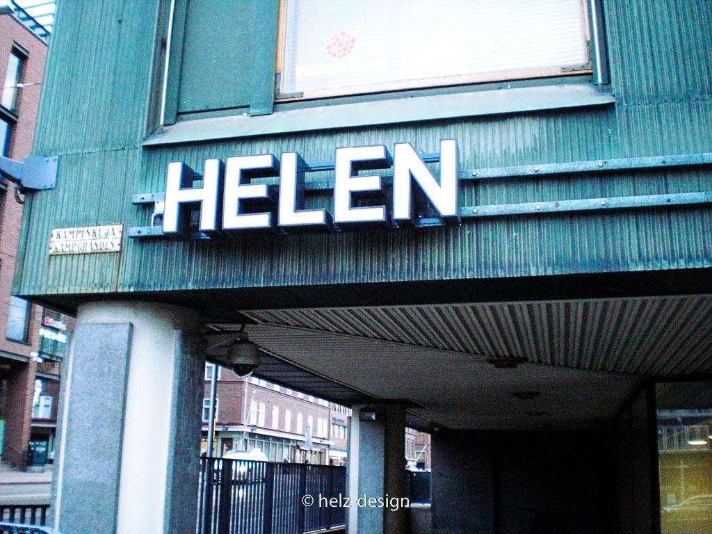 Its me … HELEN …HELsingin ENergia
